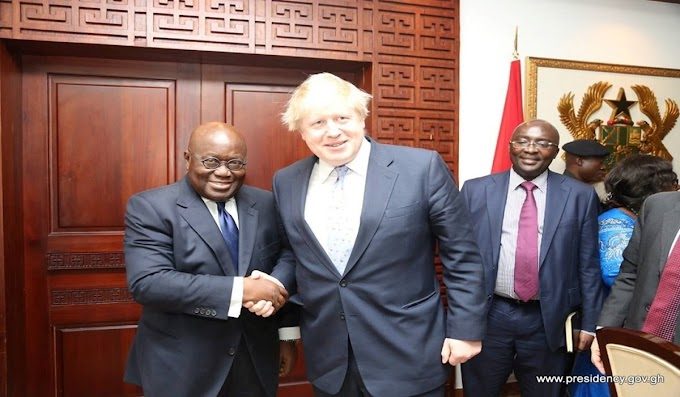 President Akufo-Addo Attends Global Education Summit In The United Kingdom