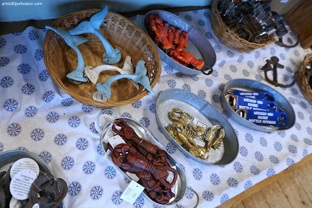Abrebotellas en Land's End Gift Shop en Bailey Island, Maine