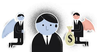 Ética reputación empresas  negocios