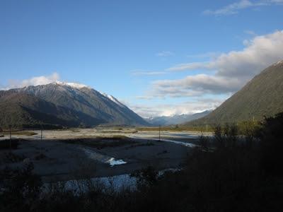 Arthur's Pass, costa oeste, Nueva Zelanda