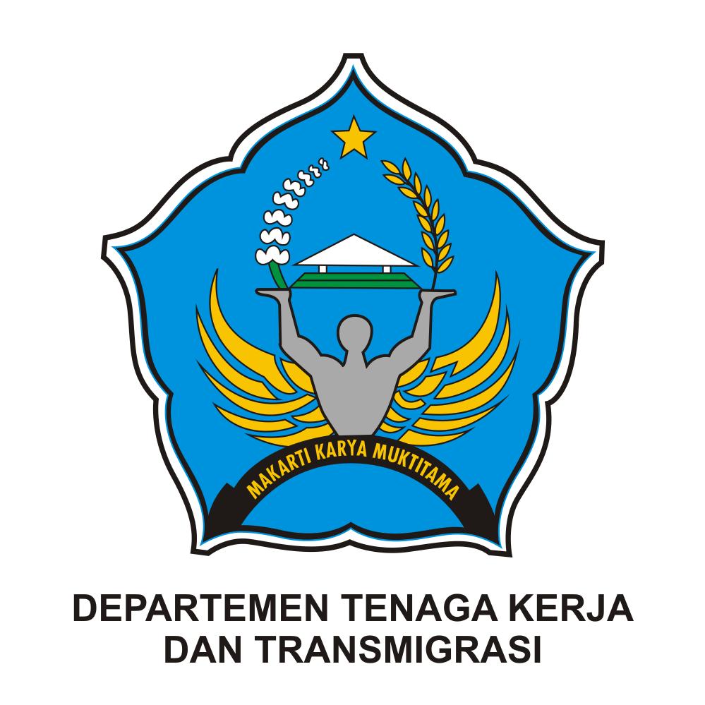 Contoh Website Dinas Tenaga Kerja Dinas Tenaga Kerja Transmigrasi Dan Kependudukan Prov Logo Departemen Tenaga Kerja Dan Transmigrasi Cahaya Grafindo