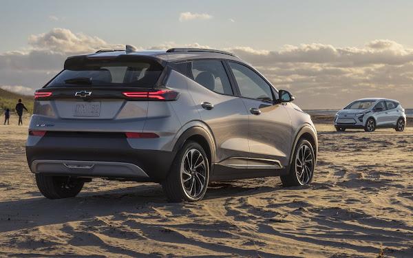 Chevrolet apresenta o Bolt EUV nos EUA - fotos e detalhes