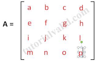Matriks 4x4