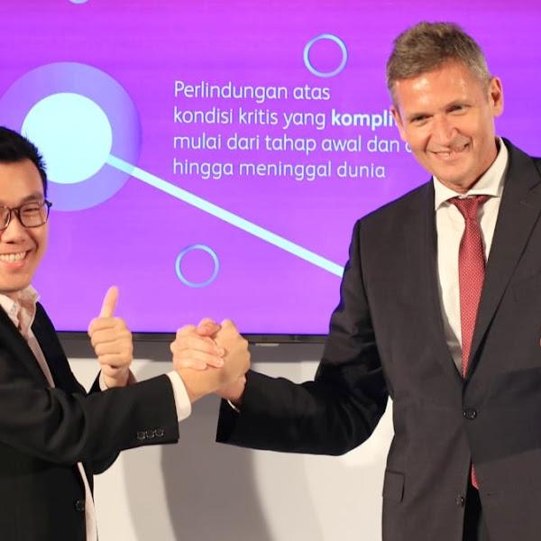PRUTop dan PRUTop Syariah : Produk Inovatif dari Prudential Indonesia Untuk Perlindungan Kondisi Kritis Tanpa Batasan Jumlah Penyakit
