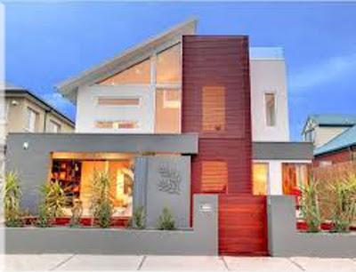 warna cat dinding luar rumah yang cerah 46