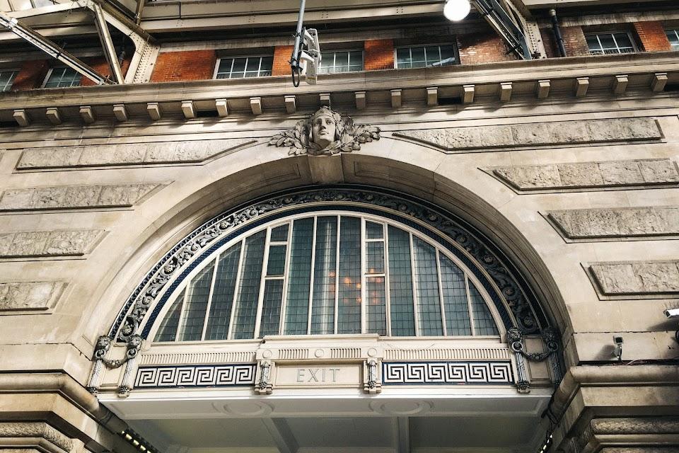 ロンドン・ウォータールー駅(London Waterloo station)