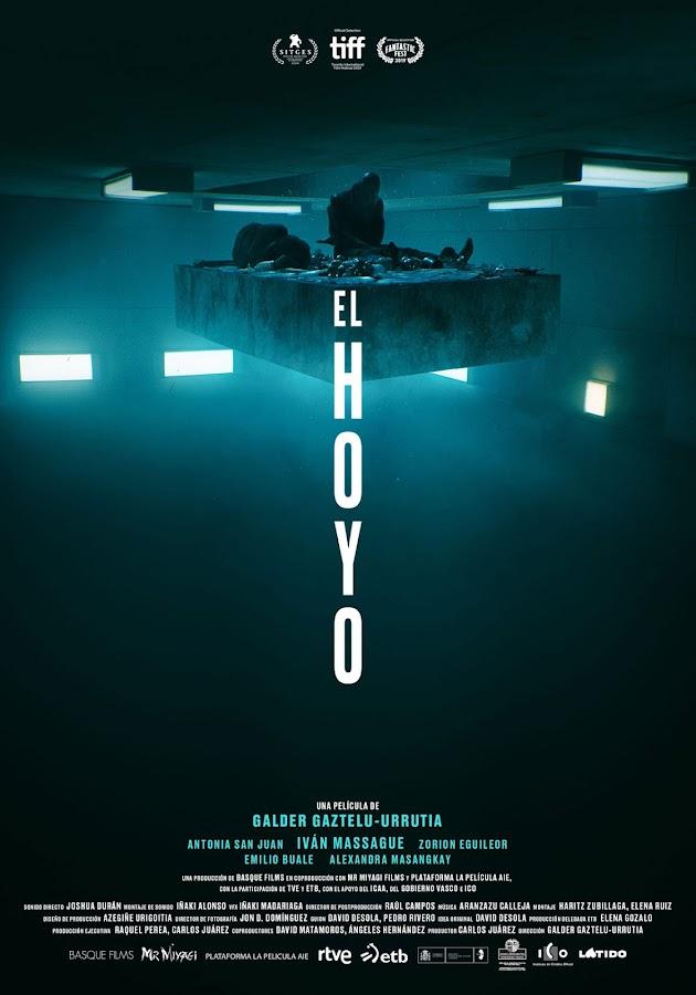 El Hoyo Poster