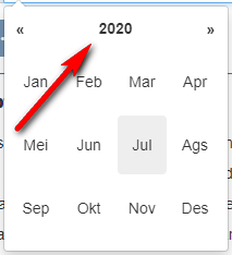 Datepicker 3