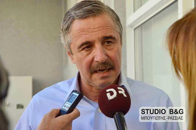 Γ. Μανιάτης: Καταγγελίες Ιατρικού και Νοσηλευτικού προσωπικού Νοσηλευτικής Μονάδας Ναυπλίου