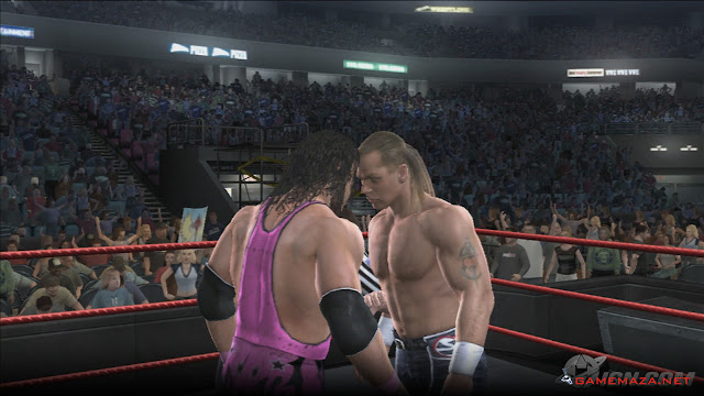 WWE RAW Ultimate Impact 2009 Gameplay Screenshot 2