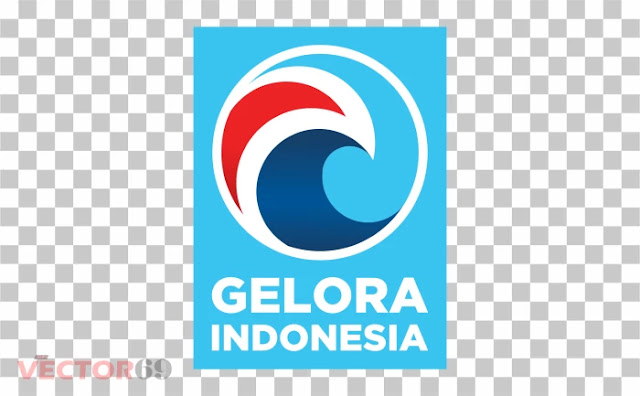 Logo Partai Gelora Indonesia - Download Vector File PNG (Portable Network Graphics)