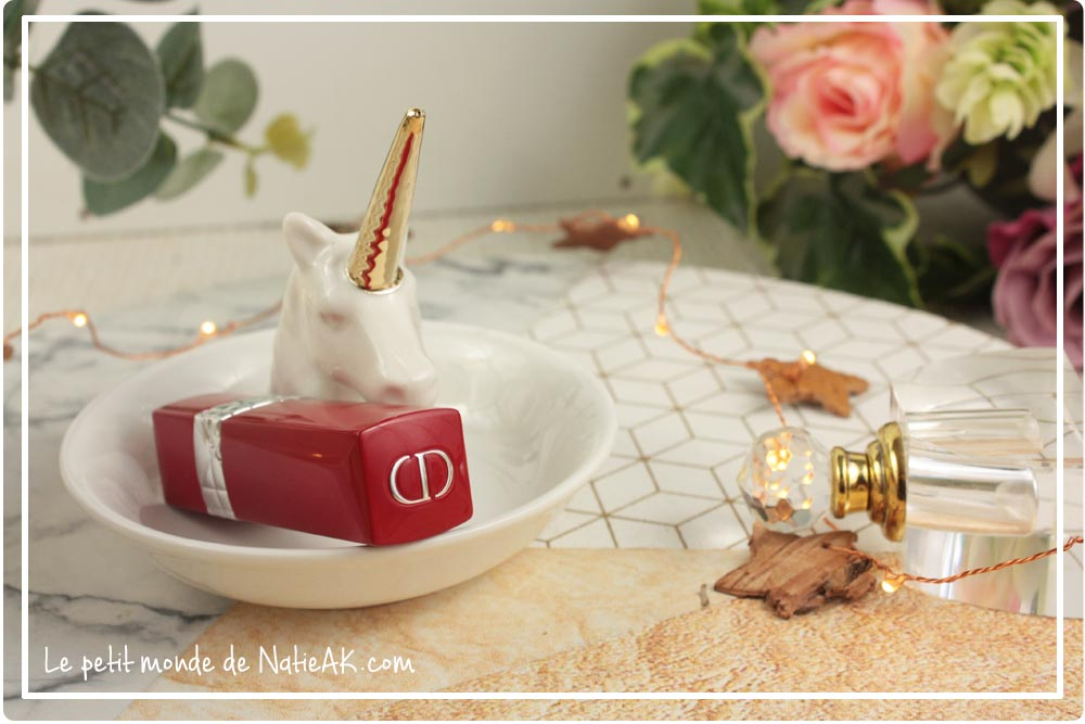 rouge dior ultra rouge avis