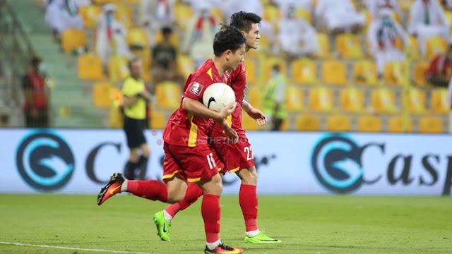 Lịch thi đấu của Đội tuyển Việt Nam tại vòng loại 3 World Cup 2022 Châu á