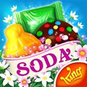 تحميل لعبة Candy Crush Soda Saga كاندي كراش صودا ساغا  للأيفون والأندرويد APK