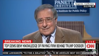 Panetta: Intelligence Committee Needs to Look into Clinton/DNC Dossier Payment