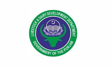 Punjab Livestock & Dairy Development Board Lahore Jobs 2021
