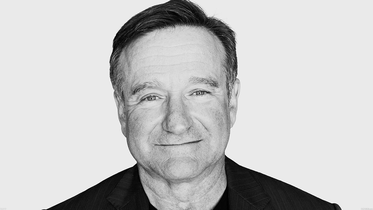Robin Williams. Not just called his daughter Zelda