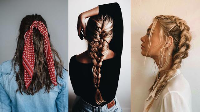 Peinados Tumblr Para Chicas - Fire Away Paris - Hair Beauty