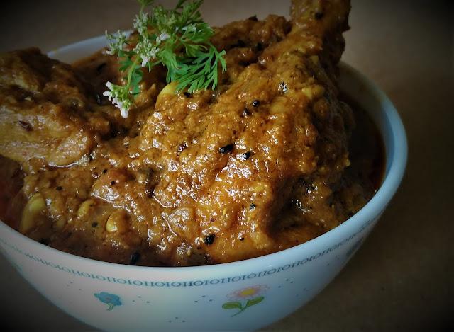 Achaari Chicken
