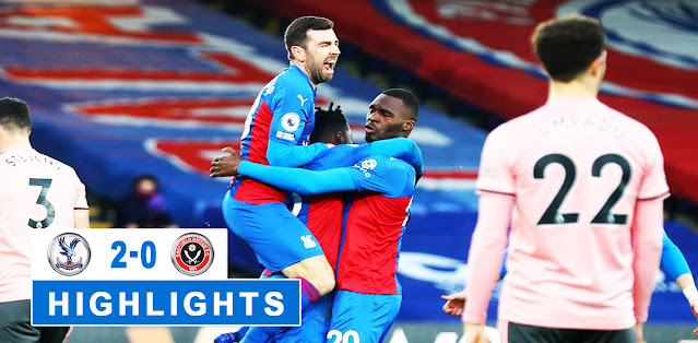 Crystal Palace vs Sheffield United – Highlights