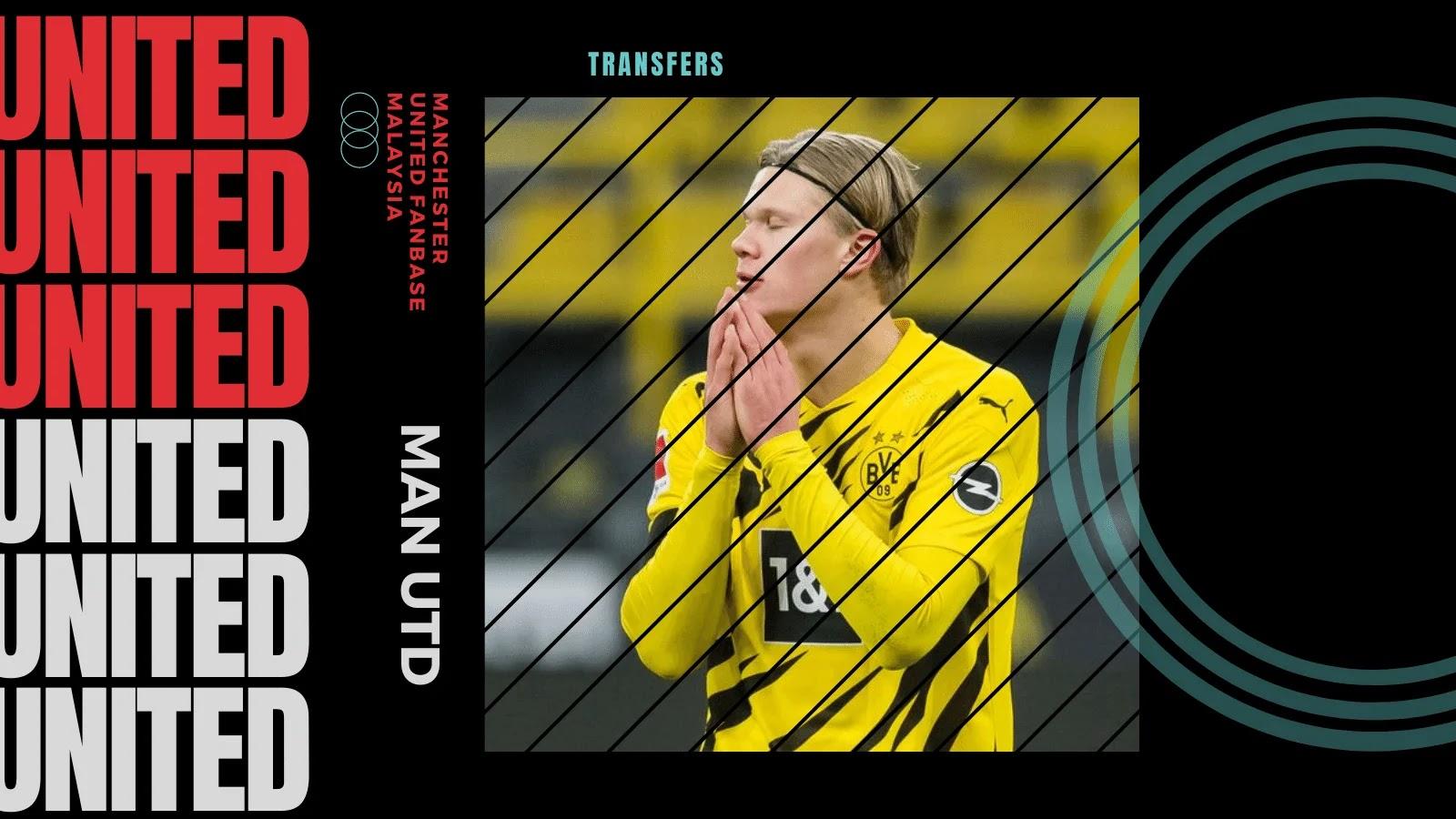 Transfers Erling Haaland akan Memberikan Dilema kepada Man Utd