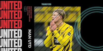 Transfers Erling Haaland Dilema Bagi Man Utd
