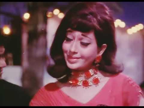 Aao Huzoor Tumko Lyrics Kismat 1968 Babita Kapoor X Biswajit