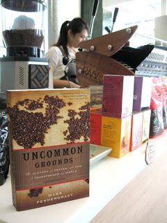 """Uncommon Grounds"" at RAW Coffee, Jln Ampang, KL"
