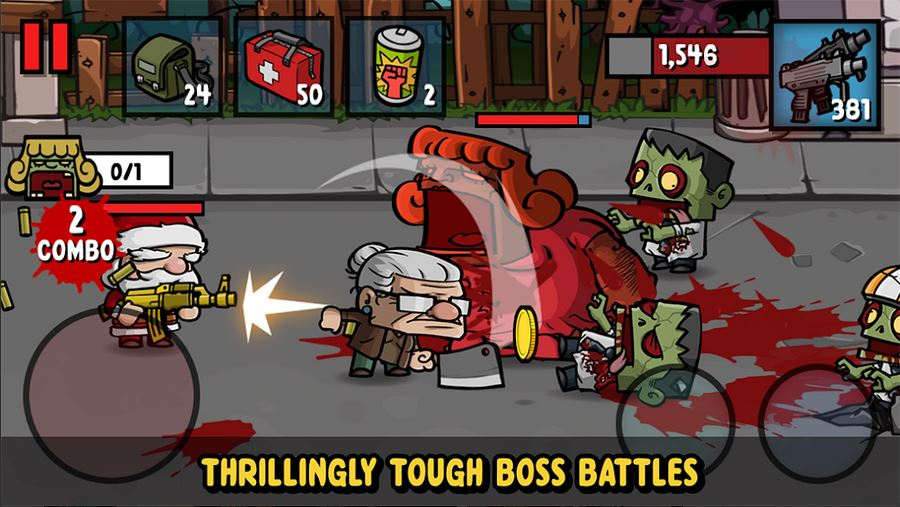 Download Zombie Age 3 Premium MOD APK 3