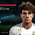 PES 2013 Alvaro Odriozola New Face & Hair 2018