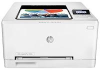 HP Color LaserJet Pro M252n Driver