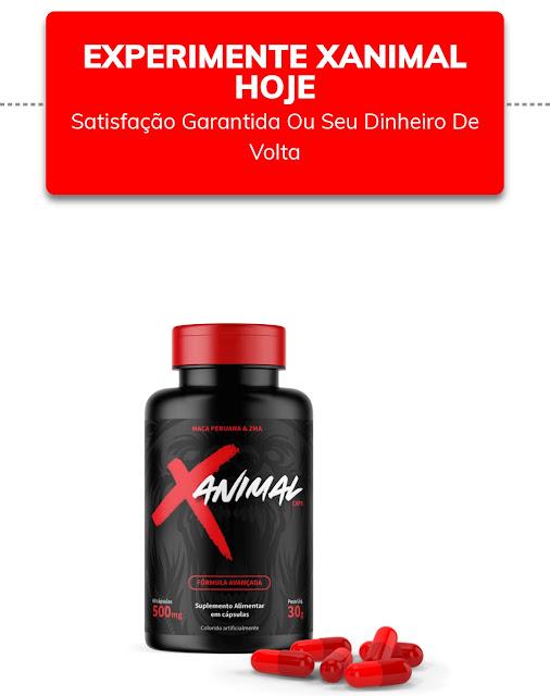 xanimal formula