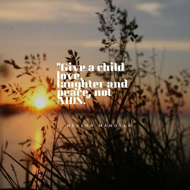 Nelson Mandela quotes on children