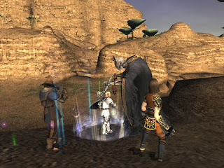 Free Download Final Fantasy XI Chains of Promathia PS2 For PC Full Version ZGASPC