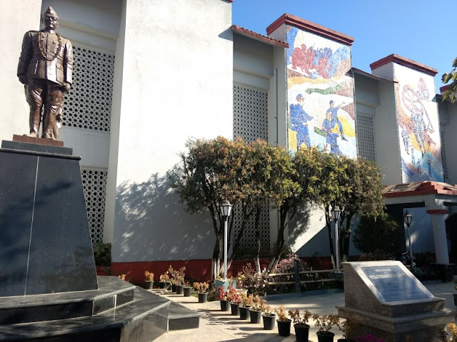 INA Museum at Moirang, मोइंरांग का आईएनए संग्रहालय