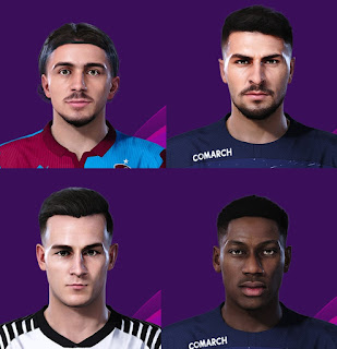 PES 2021 Facepack 1 by GD
