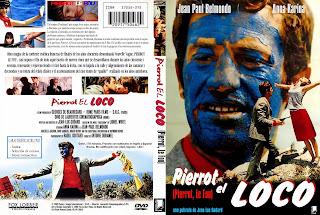 Pierrot el loco » Carátula DVD