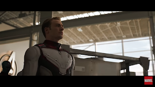 Captain America, Quantum Suit, Avengers End Game