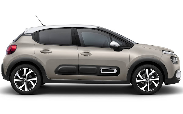 Novo Citroën C3 2022 - Brasil