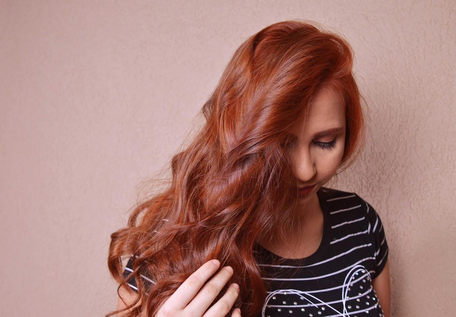 Top Colorindo cabelo virgem para ruivo acobreado - Raposinhas do MS | Blog XW08