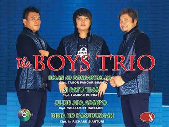Jangan Lupa, The Boys Trio Akan Hadir di Lapo Sihotang, Ini Tanggalnya