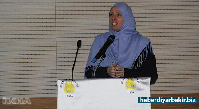 "DIYARBAKIR-American writer Najla Tammy Kepler, who came to the world as the daughter of a cowboy father in the state of Texas, USA, gave a lecture titled ""Journey to Truth from Texas"" at Dicle University. Kepler, who was attending the conference with students and instructors, told his life story."