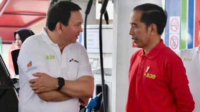 Refly Harun: Ahok Bisa Petantang-Petenteng karena Cantolannya Presiden Jokowi