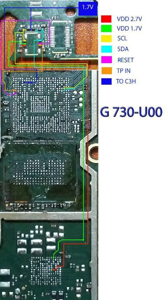 G730U00,G730U30,G730C00 touch solution ~ 000777hardware