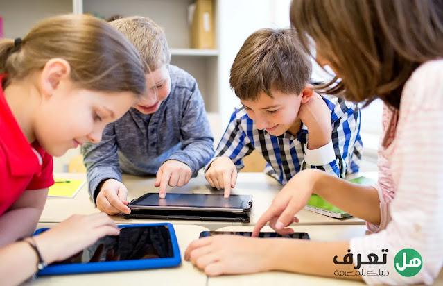 هل تعرف التطبيقات التي تعزز التعليم المبكر لدى الأطفال ؟