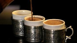 قهوة البطم.. نكهة تأسر زوار غازي عنتاب التركية