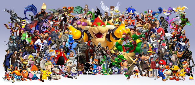 Popular Gaming Characters