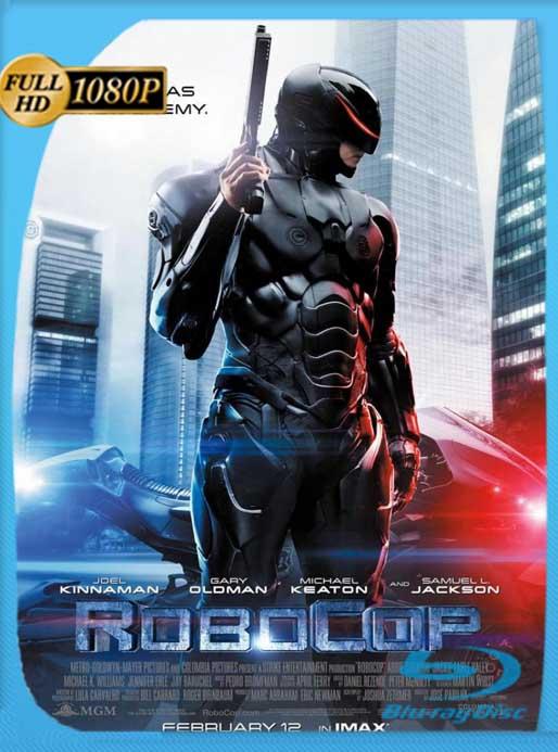 Robocop (2014) HD [1080p] Latino [GoogleDrive] DizonHD