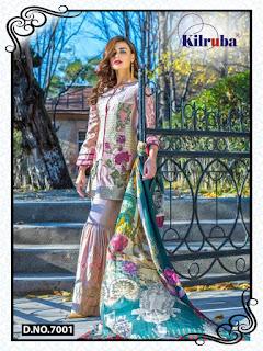 Kilruba Jannat Aafreen Pakistani Suits Catalog