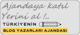 Türkiyenin Blog ajandası